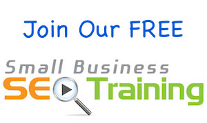 Small Business SEO Video Training