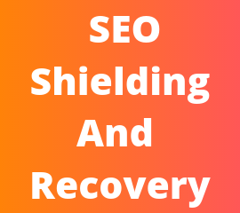 SEO Shielding and Recovery